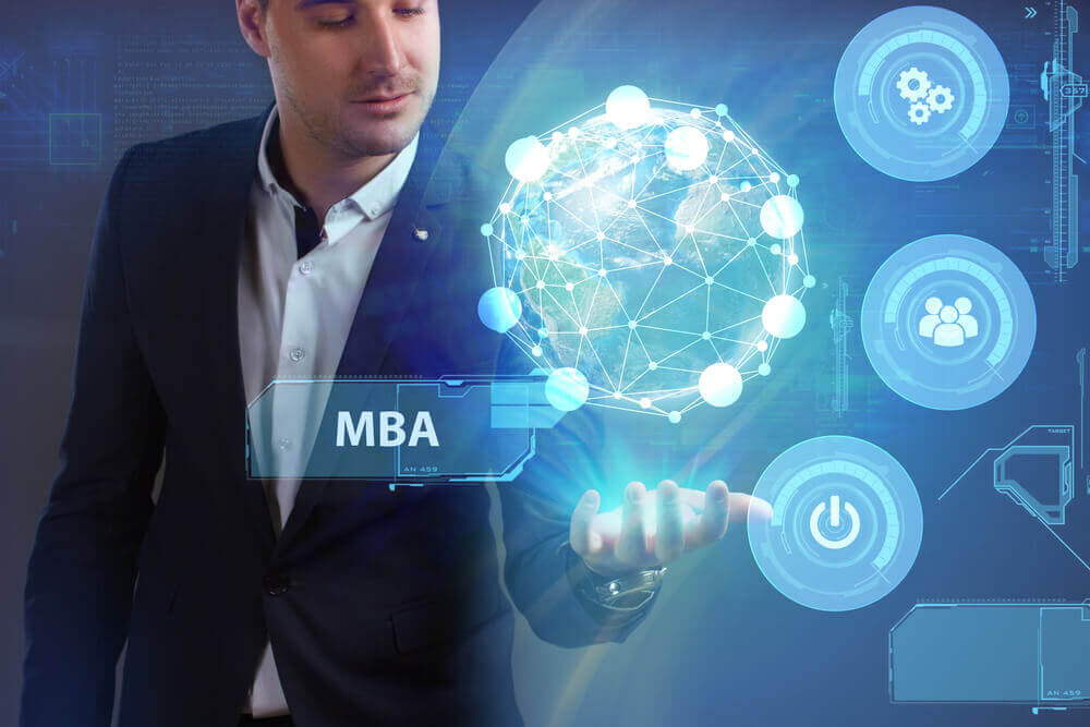 Master of Business Administration (M.B.A.)