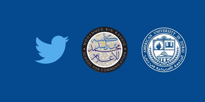 Twitter and the American University in Dubai launch an Open Internet Partnership with Internet Society Middle East